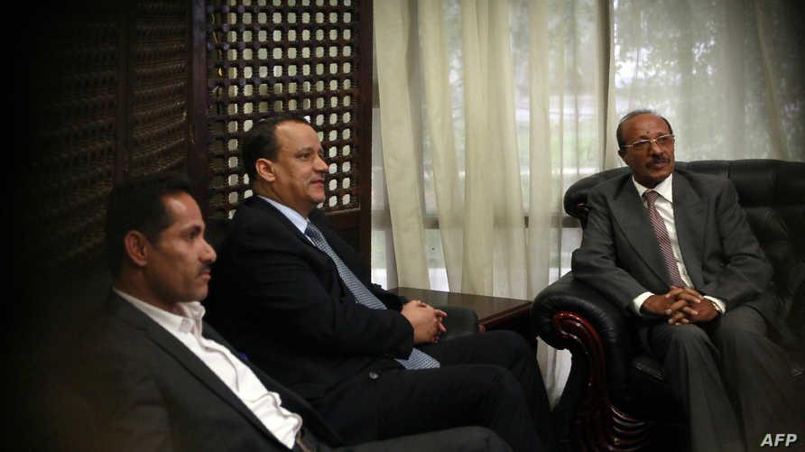 المبعوث الأممي في صنعاء