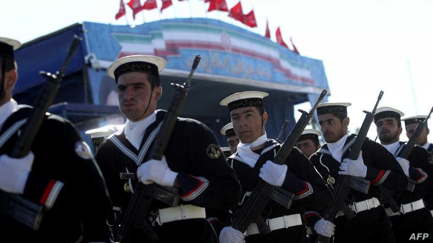 استعراض عسكري إيراني- أرشيف