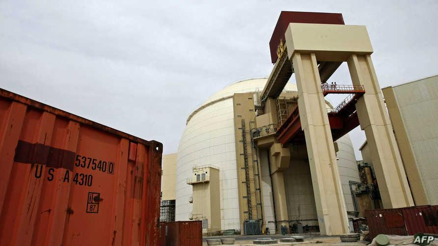 مفاعل نووي إيراني-أرشيف