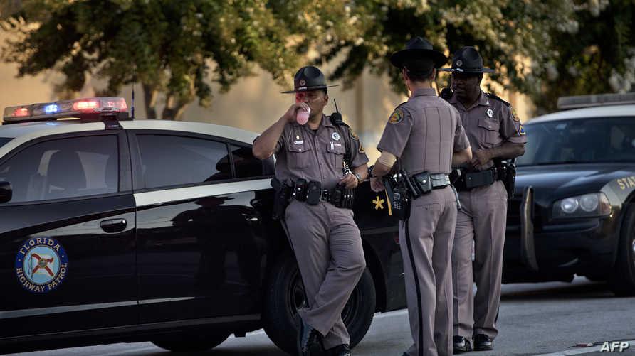 عناصر من شرطة فلوريدا