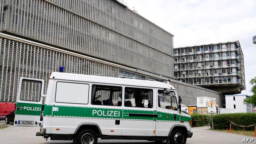 المستشفى الذي وقعت فيه الجريمة