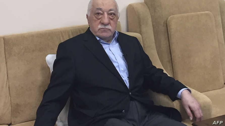 الداعية التركي المعارض فتح الله غولن