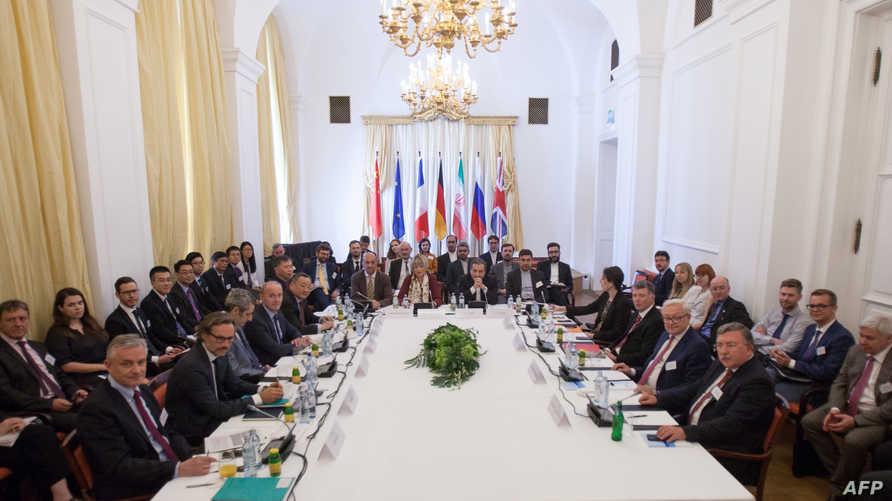 محادثات في فيينا بين إيران والدول التي لا تزال ملتزمة بالاتفاق النووي