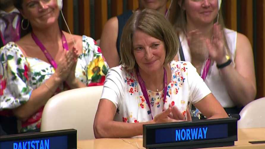 أمينة جول الرئيسة الجديدة للمجلس الاقتصادي والاجتماعي الأممي