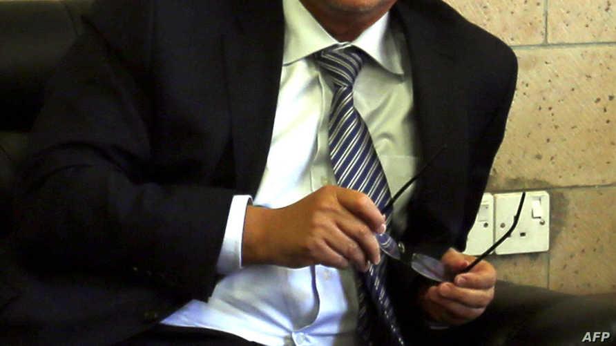 المبعوث الدولي إلى اليمن إسماعيل ولد شيخ أحمد