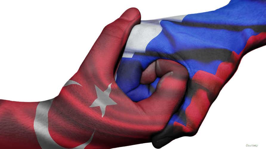 توتر في العلاقات الروسية التركية