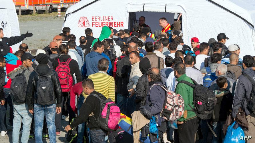 تدفق مزيد من اللاجئين على أوروبا
