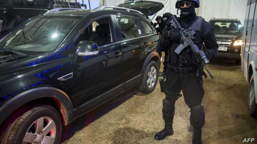 عنصر من الشرطة المغربية - أرشيف