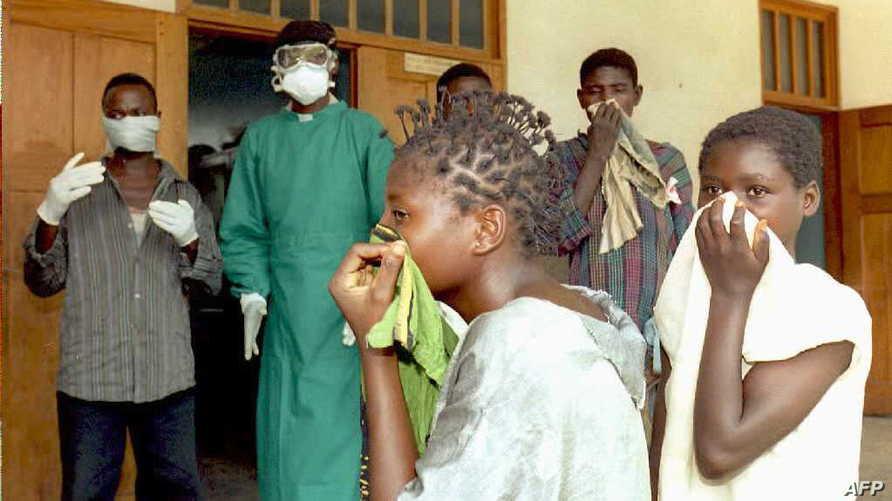 مساعي متواصلة لمنظمة الصحة العالمية للحد من انتشار إيبولا في إفريقيا