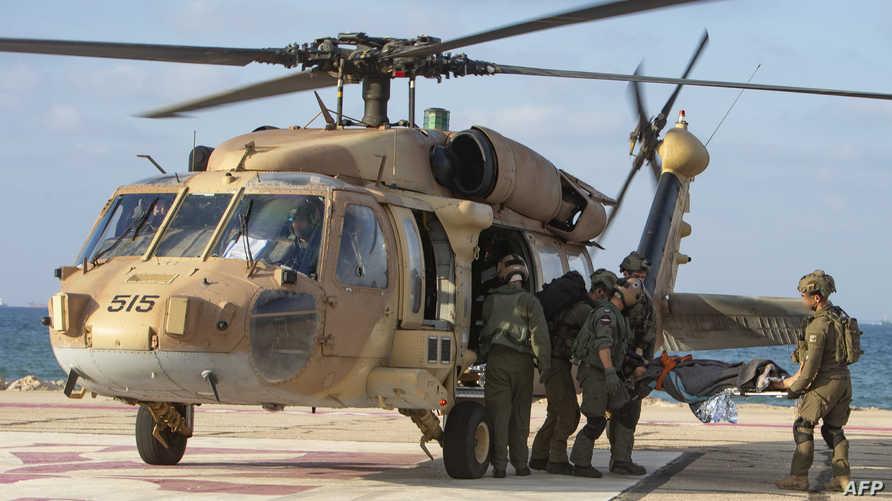 """عمليات """"وهمية """" لنقل جنود إسرائيليين """"مصابين"""" بعد هجوم حزب الله"""