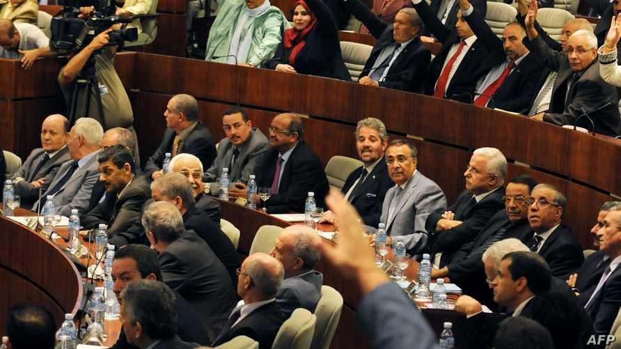 من داخل البرلمان الجزائري