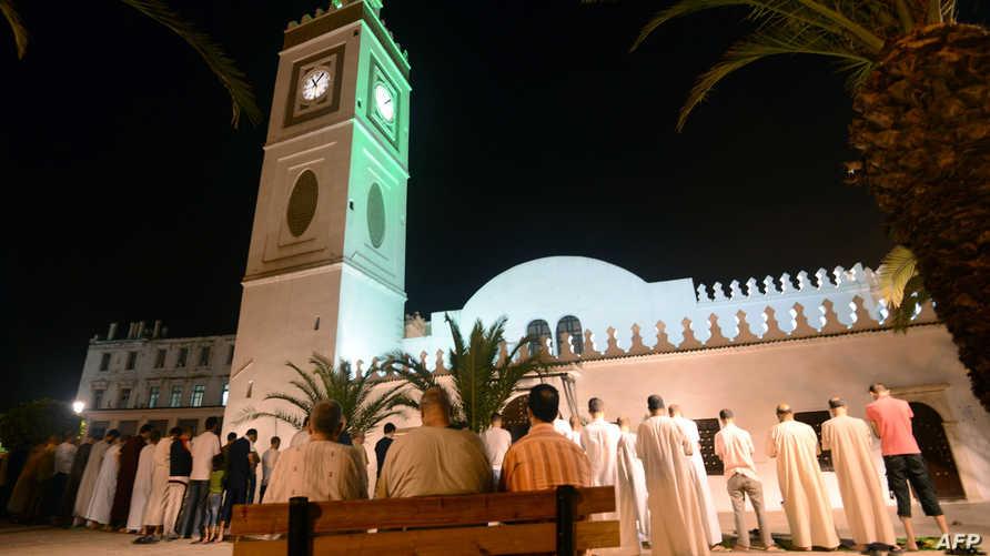 المسجد الكبير في الجزائر العاصمة