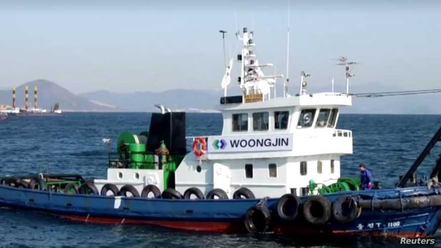 الحوثي يفرج عن 3سفن و16 شخصا بينهم مواطنان كوريان جنوبيان