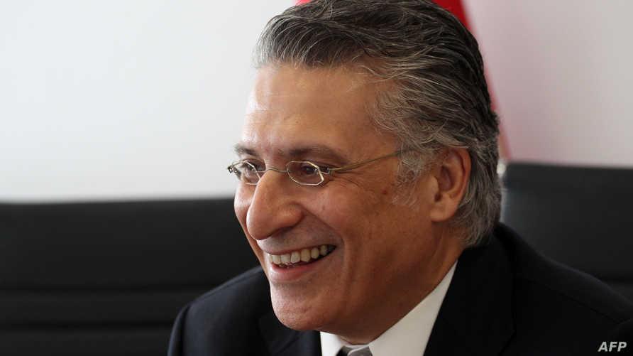 قطب الإعلام التونسي والمرشح الرئاسي نبيل القروي