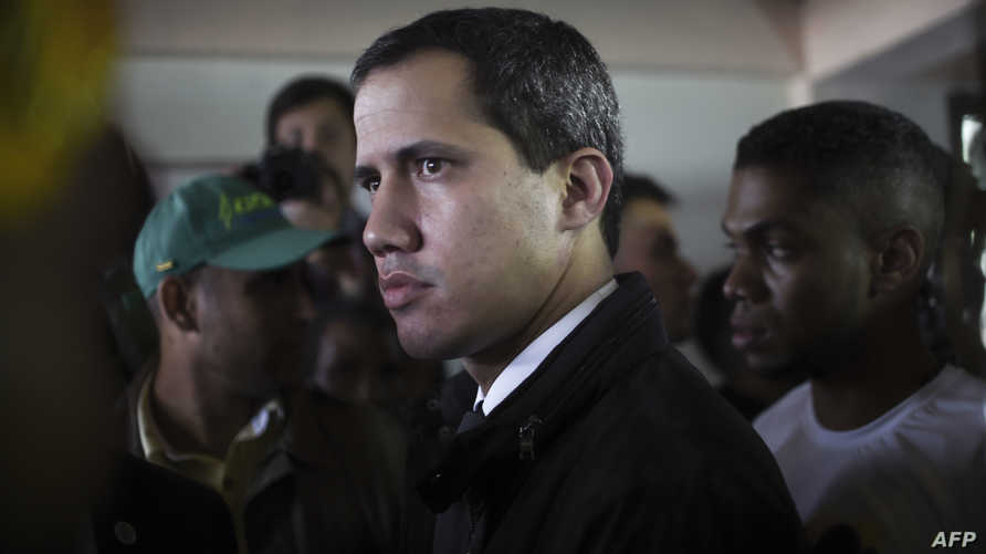 المعارض الفنزويلي خوان غوايدو