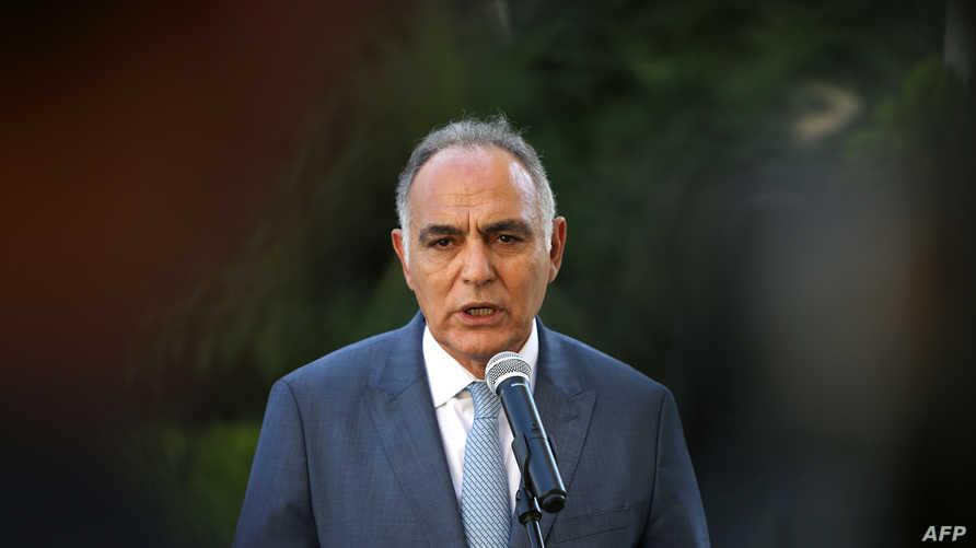 وزير الخارجية المغربي صلاح الدين مزوار