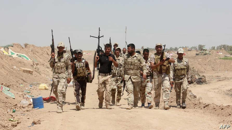 متطوعون في الجيش العراقي