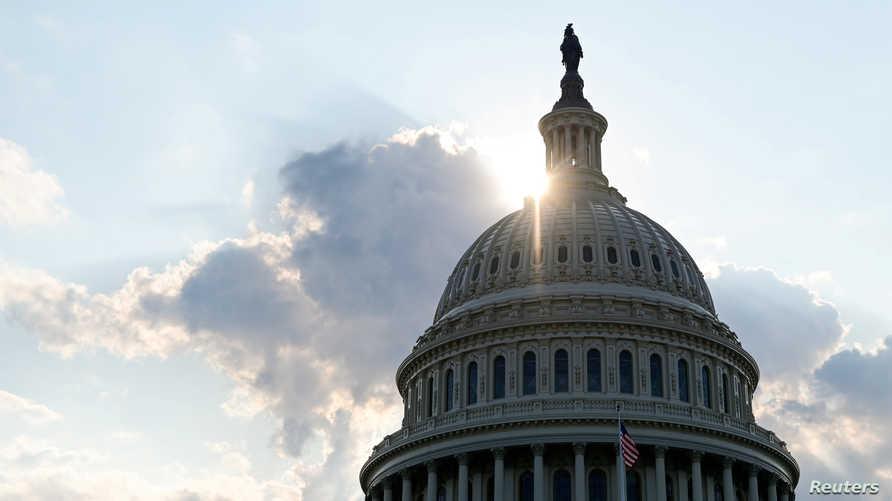 قبة الكونغرس الأميركي