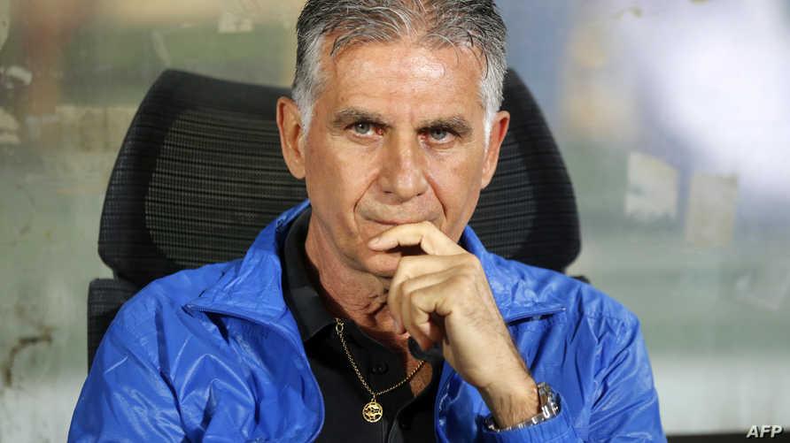 مدرب المنتخب الإيراني: كارلوس كيروش
