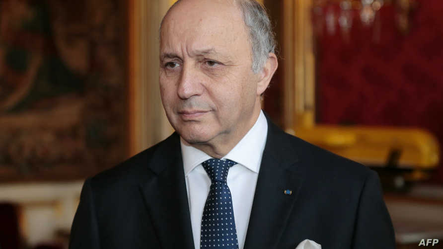 وزير الخارجية الفرنسي لوران فابيوس-أرشيف