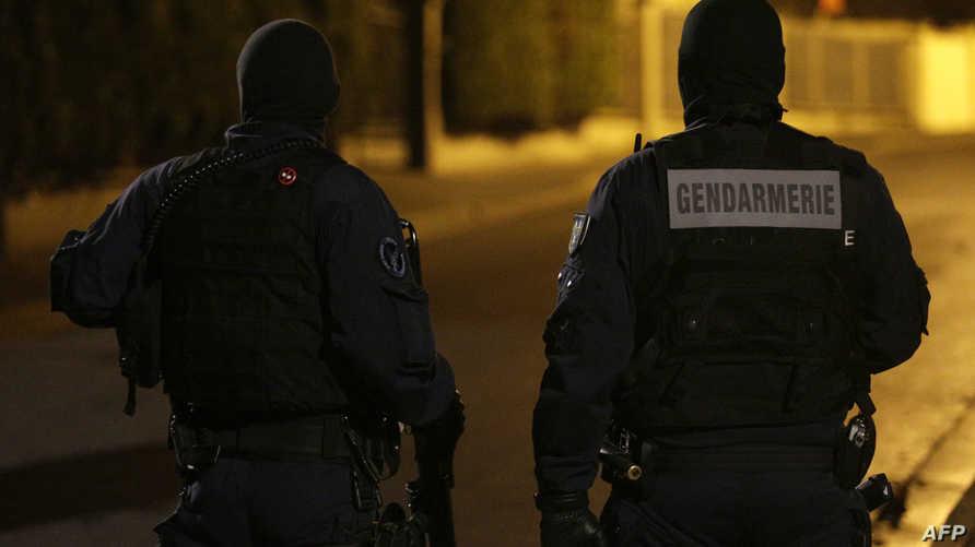 الشرطة الفرنسية، أرشيف