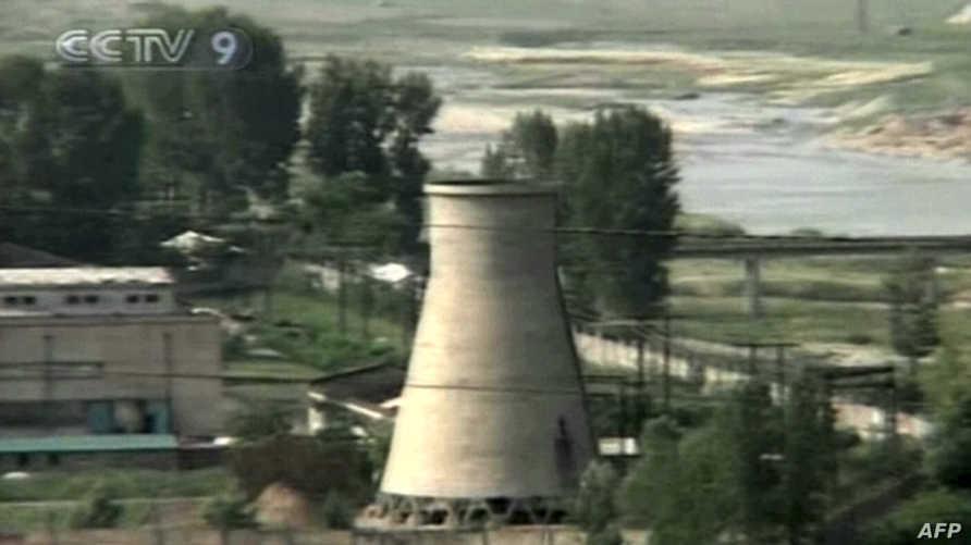 موقع نووي كوري شمالي دمرته بيونغ يانغ في وقت لاحق- أرشيف