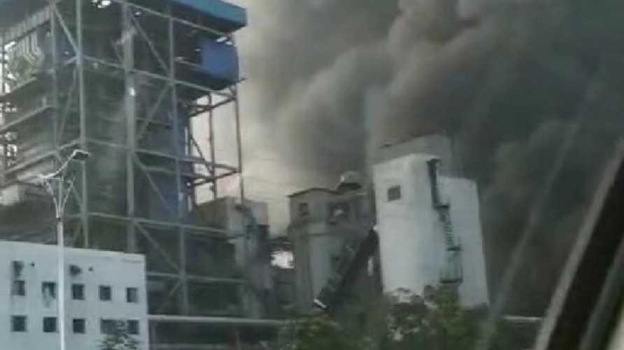 انفجار مصنع في الصين يخلف 10 قتلى على الأقل