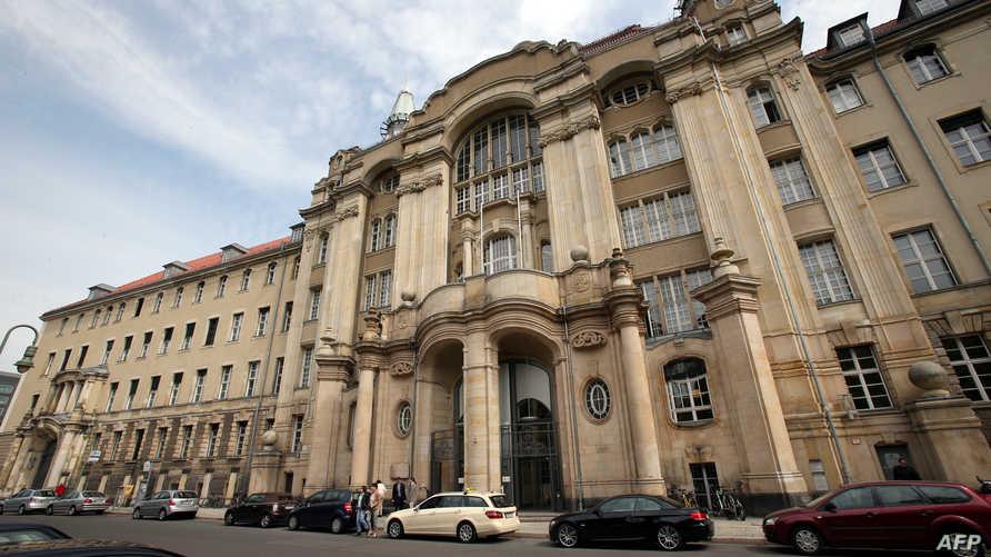 إحدى محاكم برلين