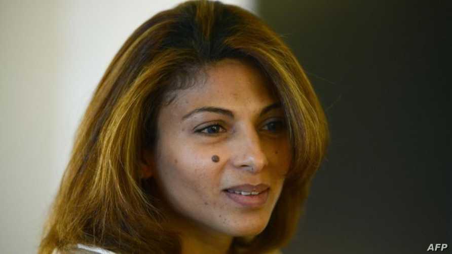 إنصاف حيدر، زوجة المدون السعودي المسجون رائف بدوي