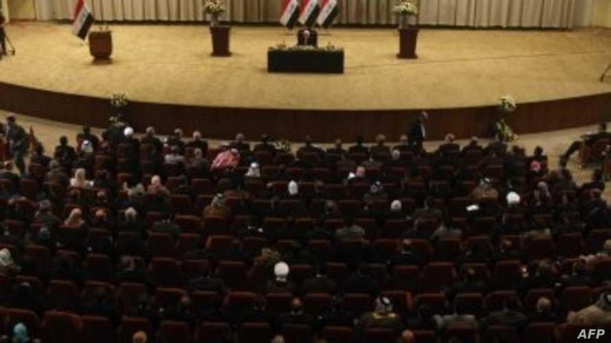 إحدى جلسات مجلس النواب العراقي-أرشيف