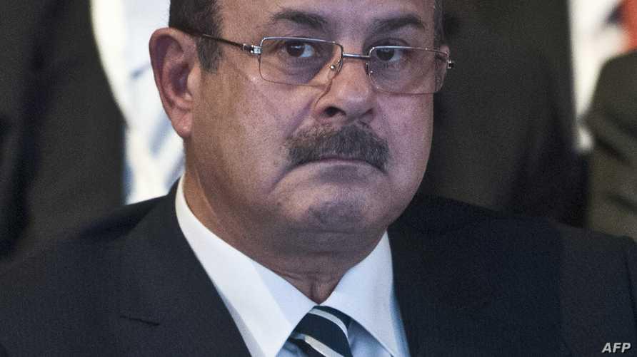 وزير الداخلية المصري مجدي عبد الغفار