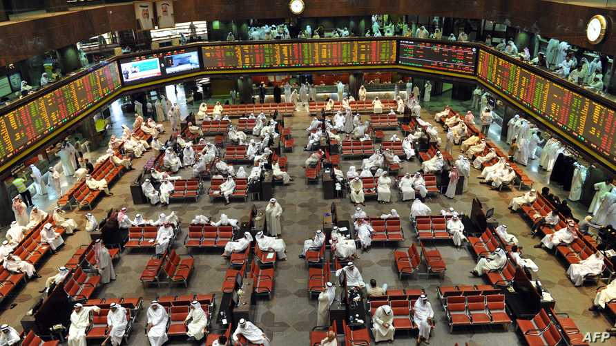 سوق البورصة في الكويت