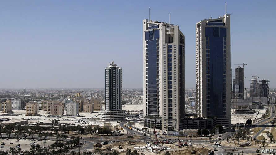 العاصمة البحرينية المنامة-أرشيف
