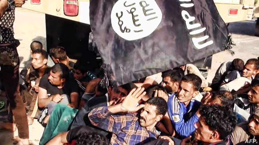 عناصر تابعة لداعش تعتقل المئات في محافظة صلاح الدين