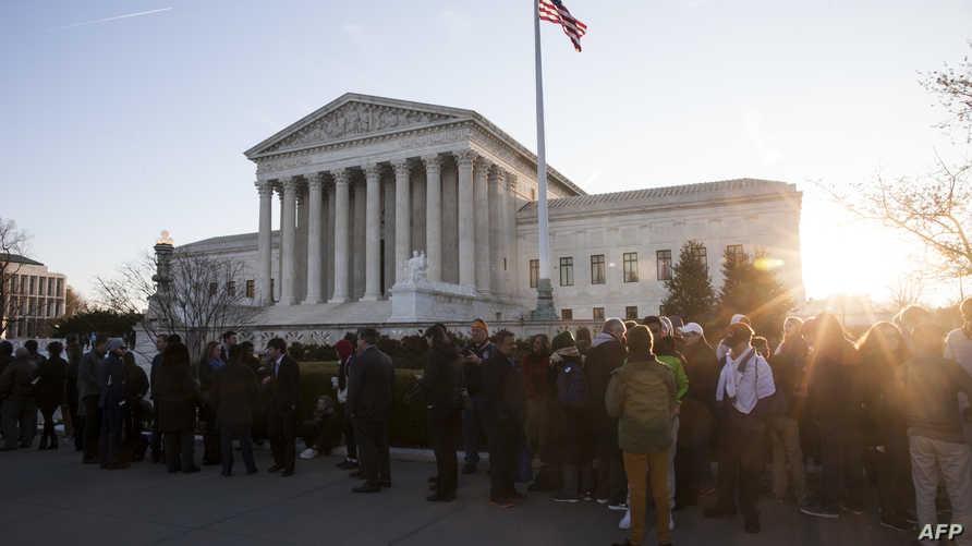 محكمة أميركية