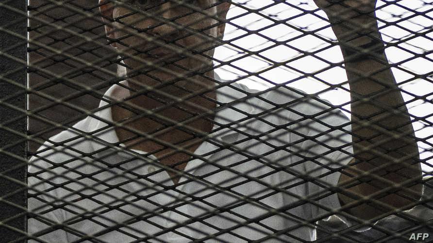 الصحافي في قناة الجزيرة بيتر غريست-أرشيف