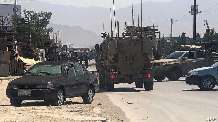 تعزيزات أمنية مكثفة عند تفجير سابق في كابول