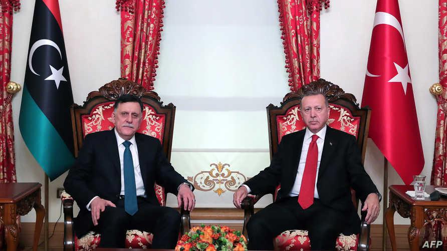 اتفاقية إردوغان والسراج أغضبت دول الجوار