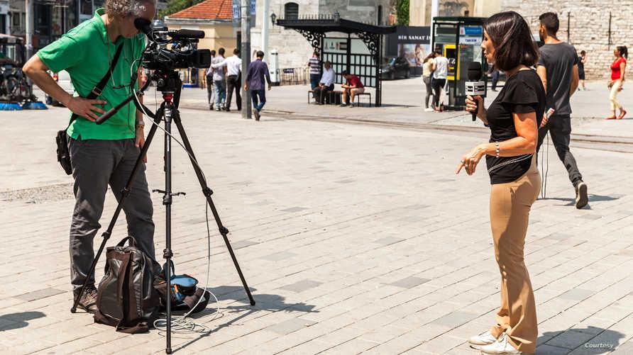 مخاوف من استمرار الحملة ضد الصحافة في تركيا