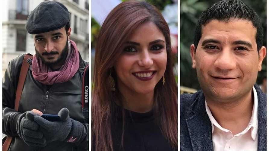 الخارجية الأميركية دعت الحكومة المصرية إلى احترام حرية الصحافة