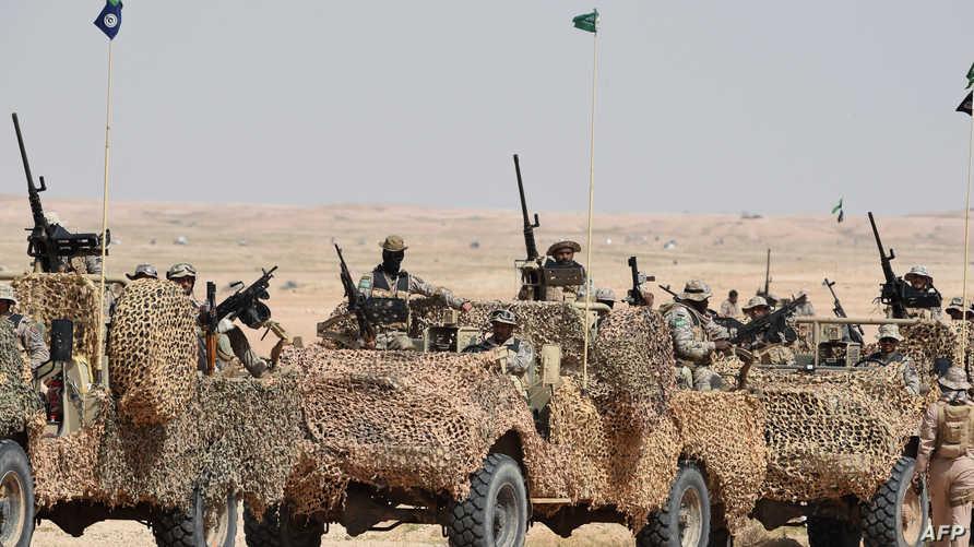 قوات سعودية -أرشيف