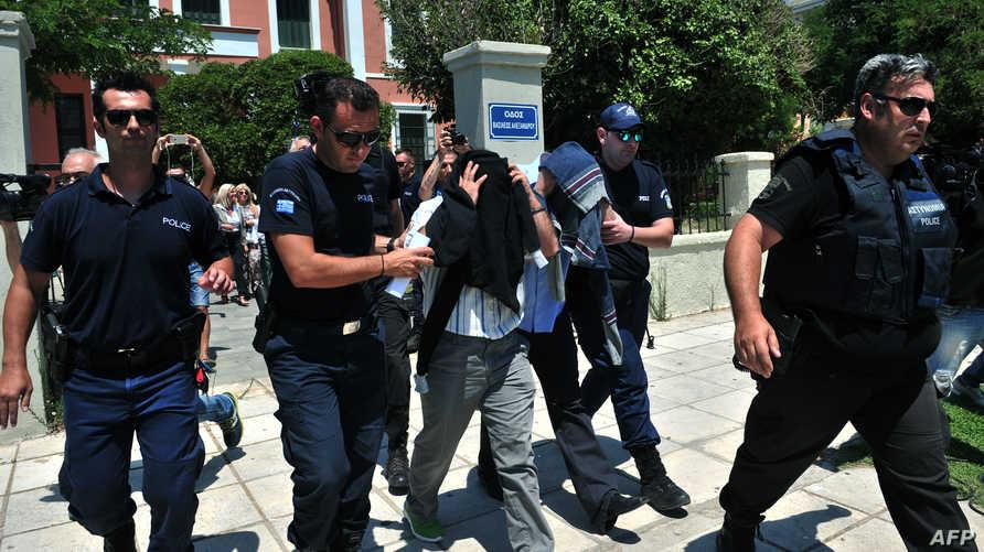قوات الأمن التركية تنفذ حملة اعتقالات إثر محاولة الانقلاب_ارشيف