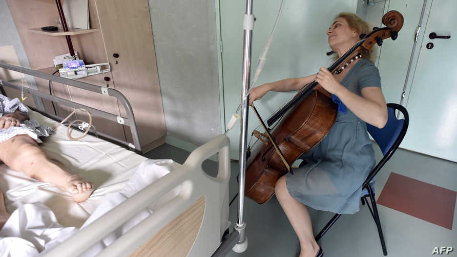 العلاج بالموسيقى. تعبيرية - أرشيفية