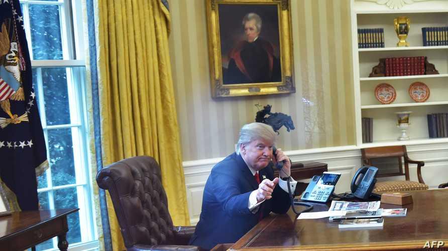 الرئيس دونالد ترامب