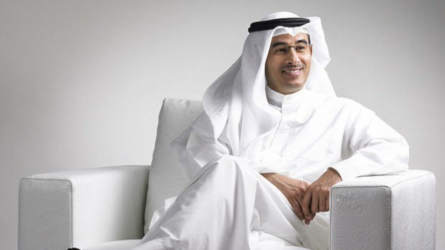 الملياردير الإماراتي محمد العبار
