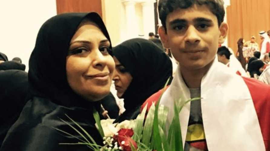 البحرينية هاجر منصور حسن