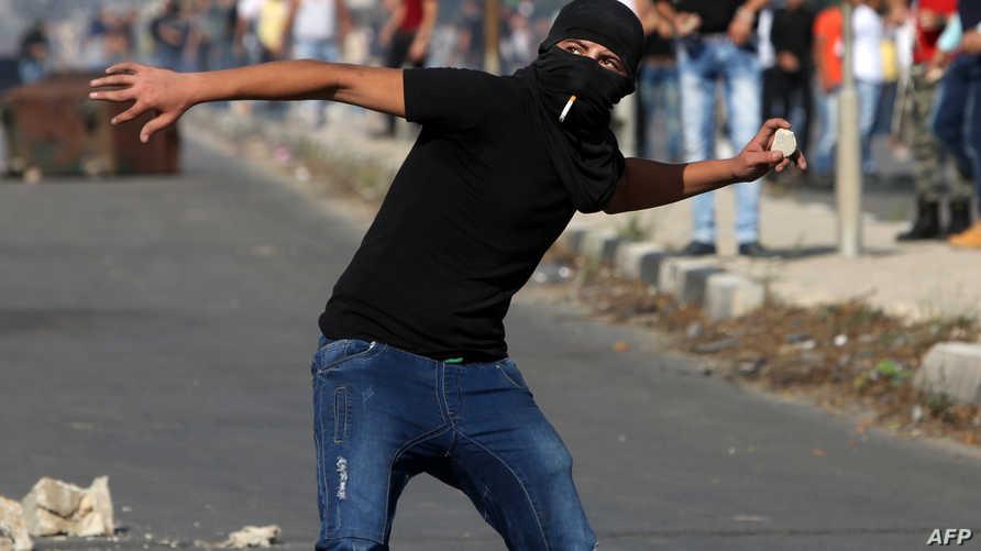 مواجهات بين اسرائيل والفلسطينيين-آرشيف