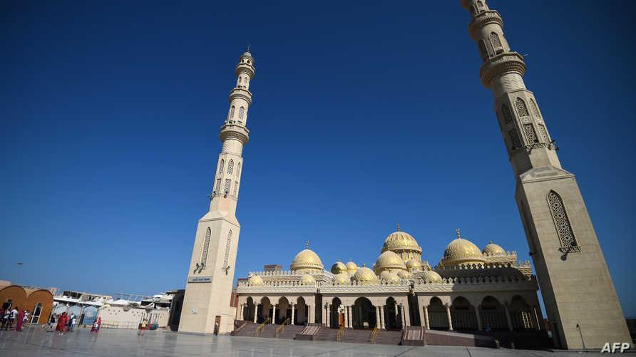 مسجد المينا في مصر