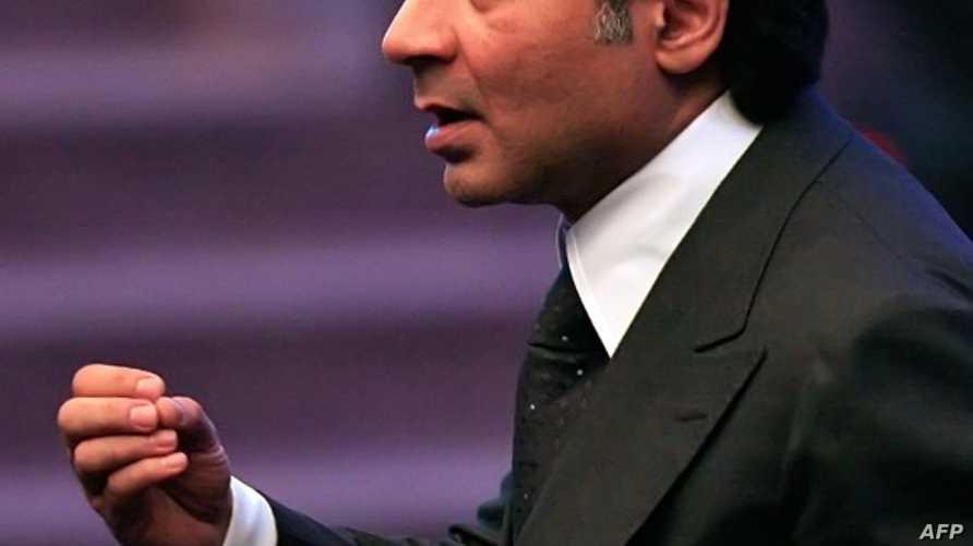 رجل الأعمال المصري أحمد عز