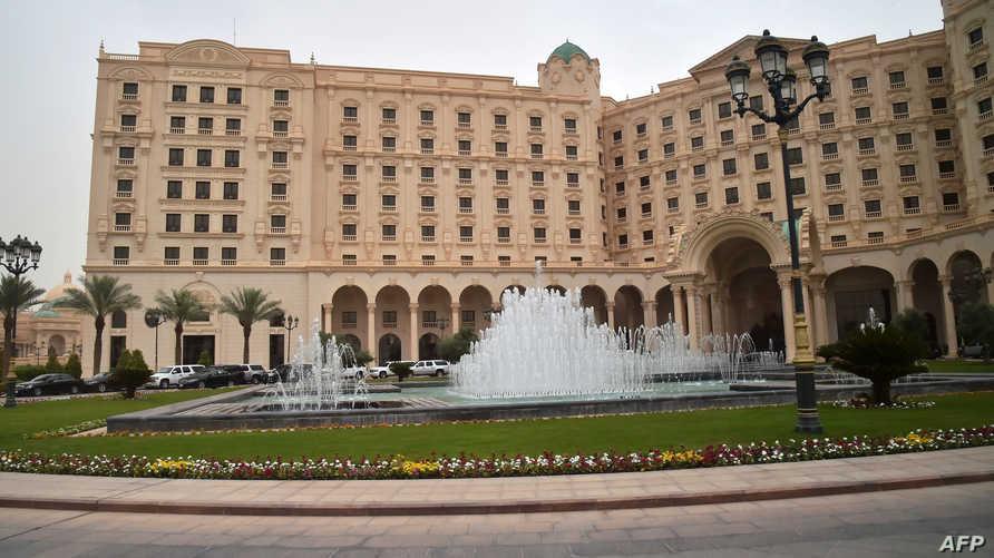 فندق ريتز كارلتون في السعودية-أرشيف